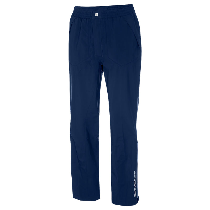 NAVY AUGUST GORE-TEX PACLITE TROUSERS - MEN / OUTLET