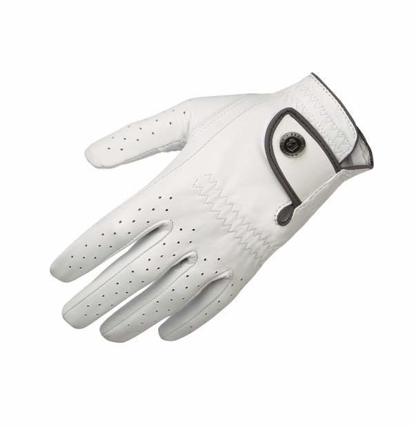 WHITE Cabretta leather GLOVE - 2019 / MEN'S