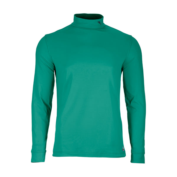 GREEN TAKIONE TURTLENECK BASE-LAYER - MEN / OUTLET