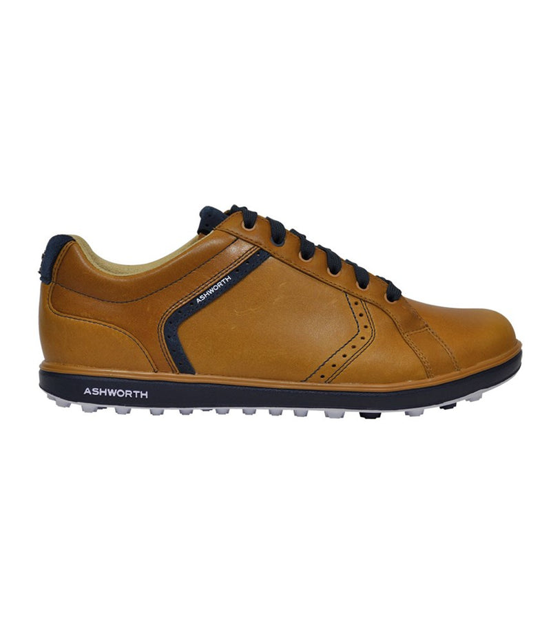 Mesa Brown CARDIFF SHOE - MEN / OUTLET