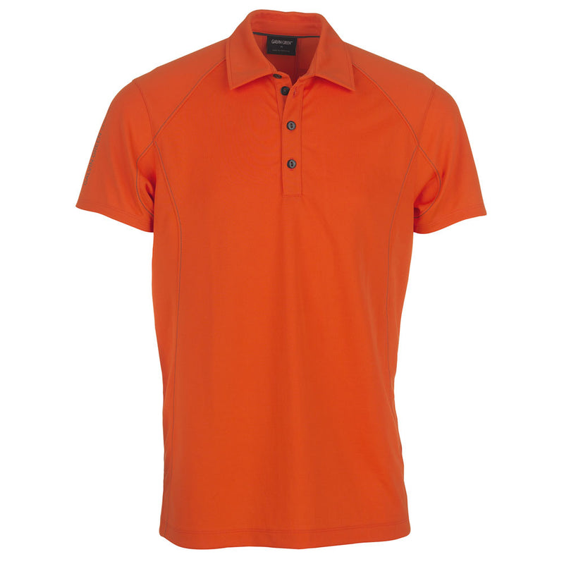 RED ORANGE MOORE VENTIL8 SHIRT - MEN / OUTLET