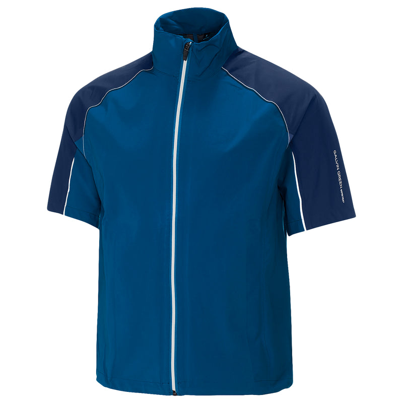 NAVY/BLUE/WHITE BLACK ARCH SHORT SLEEVE GORE-TEX JACKET - MEN / OUTLET