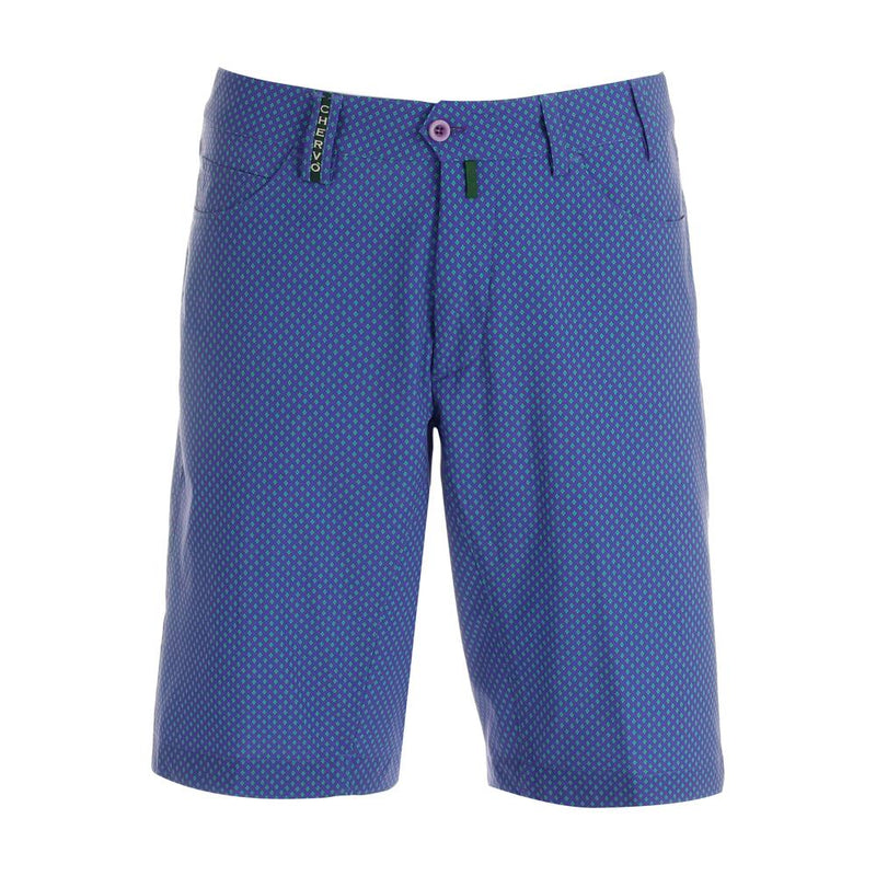 PURPLE GREEN GAZZO BERMUDA - MEN / OUTLET