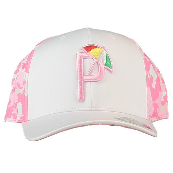 Pink Camo 'P 110' ARNOLD PALMER Snapback Cap  - LIMITED EDITION / 2020