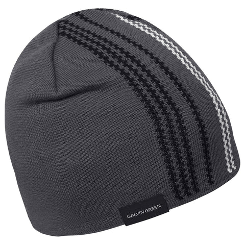 IRON GREY/WHITE/BLACK BRAY MEN'S WINDSTOPPER® HAT - AW17
