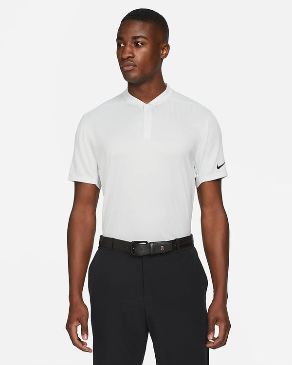 PHOTON DUST/WHITE 'Dri-FIT ADV Tiger Woods' Golf Polo Shirt - MEN