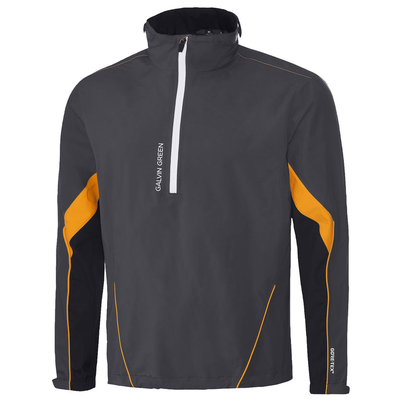 Grey Armando GORE-TEX® PACLITE® TECHNOLOGY GOLF JACKET - MEN / OUTLET