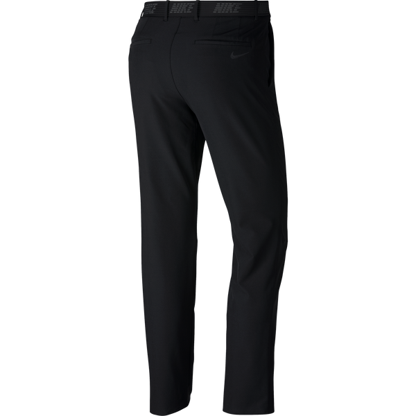 PREORDER BLACK FLEX TROUSERS (SLIM FIT) - MEN / OUTLET