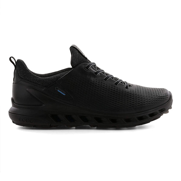 BLACK 'GOLF BIOM COOL PRO' GORE-TEX WATERPROOF GOLF SHOE - MEN