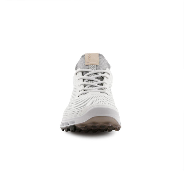 WHITE 'GOLF BIOM COOL PRO' GORE-TEX WATERPROOF GOLF SHOE - MEN