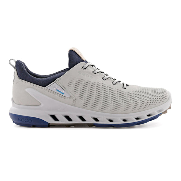 GREY 'GOLF BIOM COOL PRO' GORE-TEX WATERPROOF GOLF SHOE - MEN