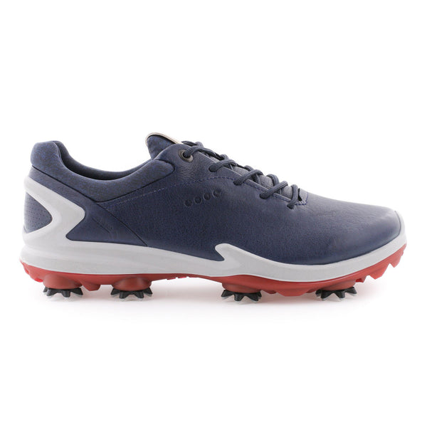 NAVY 'GOLF BIOM G 3' GORE-TEX WATERPROOF GOLF SHOE - MEN / SS20
