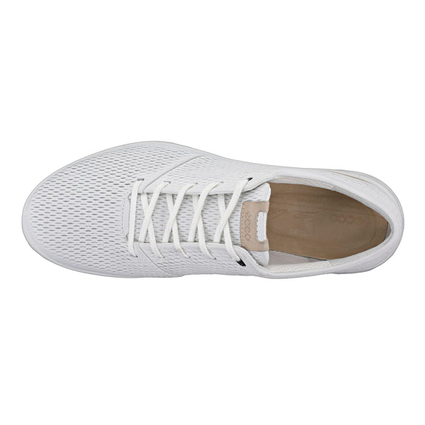 WHITE 'GOLF S-LITE' GOLF SHOE - MEN / SS20