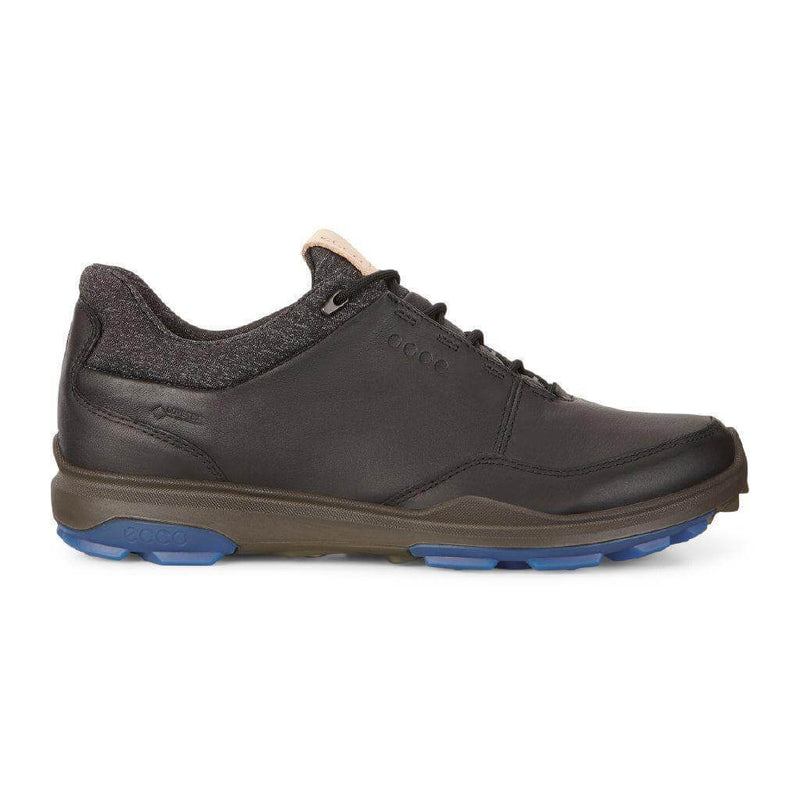 BLACK 'GOLF BIOM HYBRID 3' GORE-TEX WATERPROOF GOLF SHOE - MEN / SS20