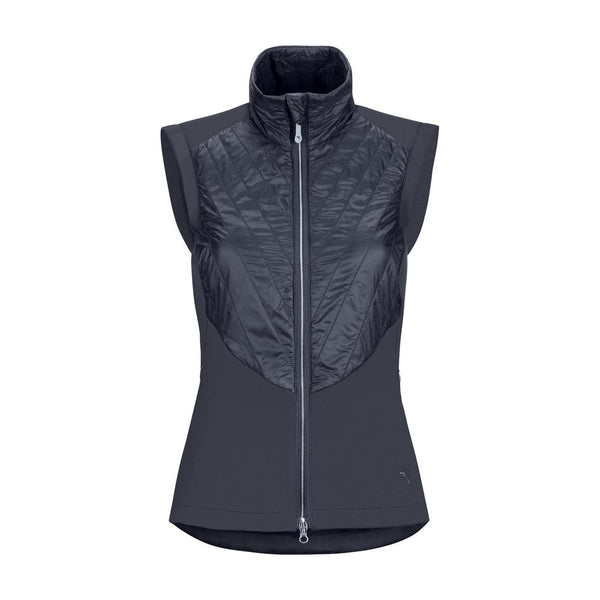 NAVY ELETTRA VEST - WOMEN / OUTLET