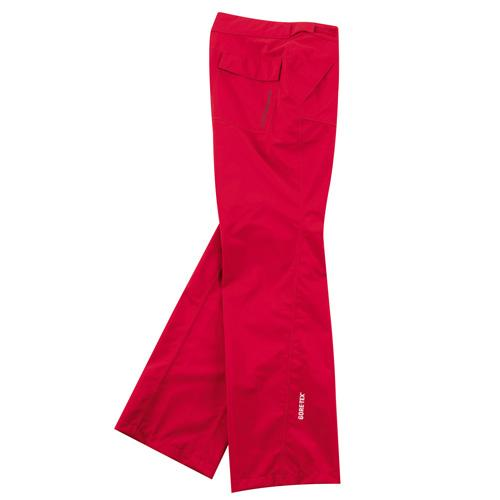 RED ANNIE (RED) GORE-TEX PACLITE TROUSERS - WOMEN / OUTLET