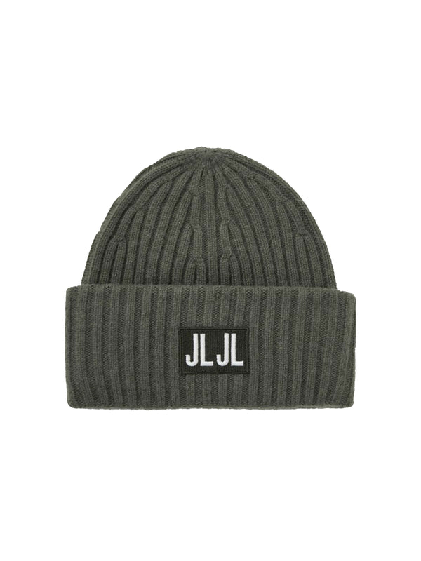 Army Green 'Jive' JLJL LOGO Beanie - MEN / 2021