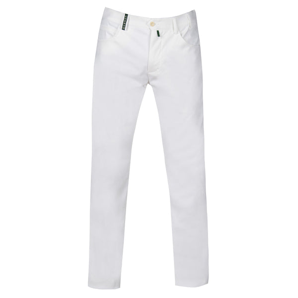 White SUPER Golf Trouser - Men's / SS18