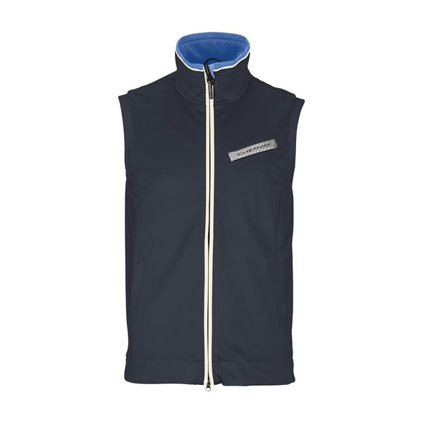 NAVY EUGENE VEST - MEN / OUTLET