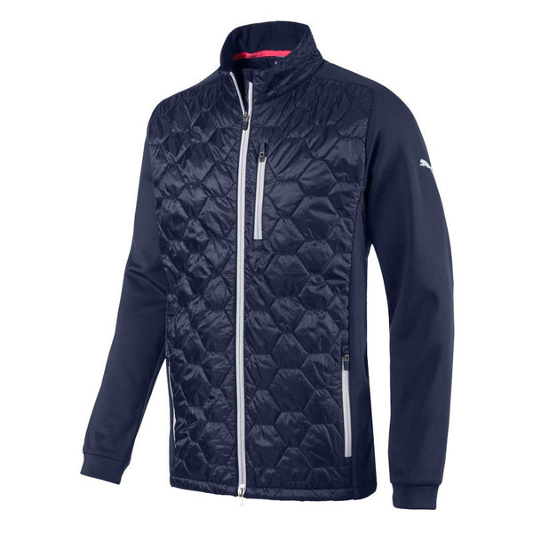 navy 'EXTREME' golf jacket - MEN / OUTLET