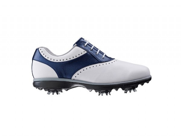 WHITE 'eMERGE' GOLF SHOE - WOMEN / OUTLET