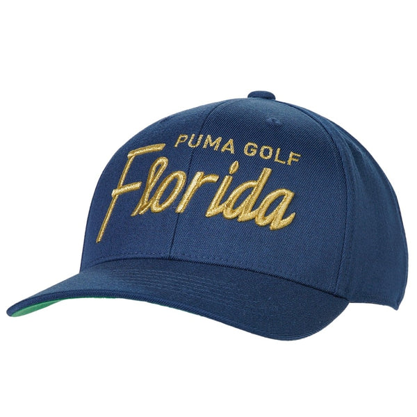 NAVY 'FLORIDA STATE' GOLF CAP - LIMITED EDITION / MEN