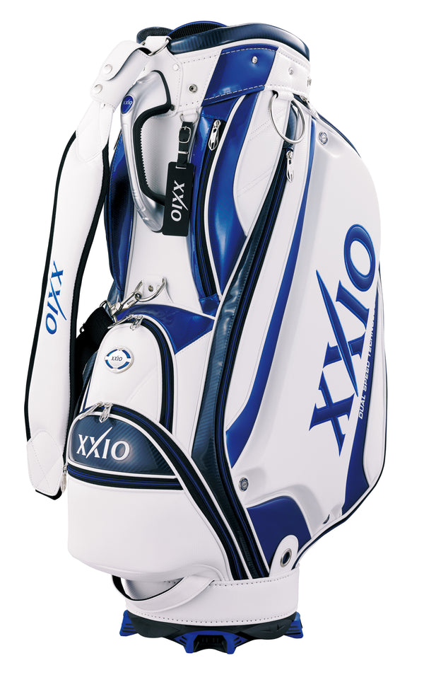 White / Blue Staff Bag - 2018