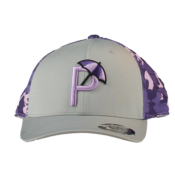 Grey 'P 110' ARNOLD PALMER Snapback Cap  - LIMITED EDITION / 2020