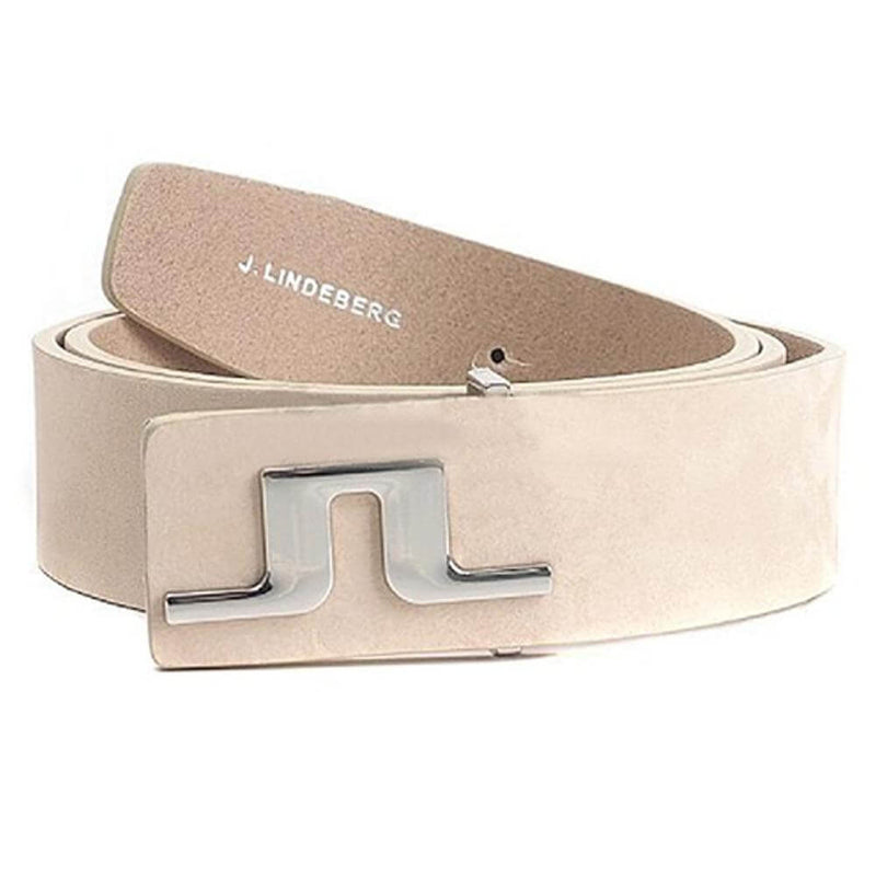 CARTER Brushed Leather belt - men