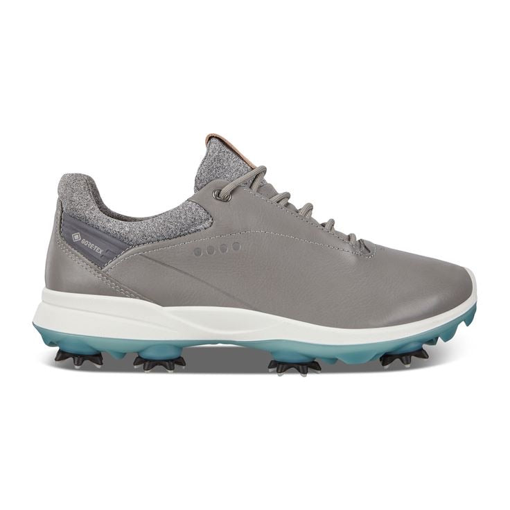 Grey 'Golf Biom G3' waterproof golf shoe - Women / 2020