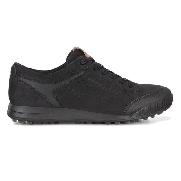 Black 'Golf Street Retro' golf shoe - Men / SS20