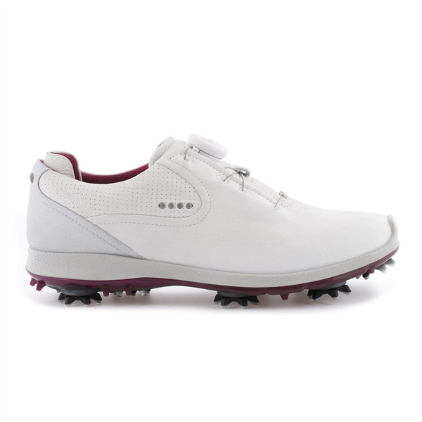 White 'Biom G2 Boa' golf shoe - women / ss20