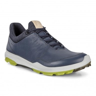 Navy 'Golf Biom Hybrid 3' golf shoe - men / ss20