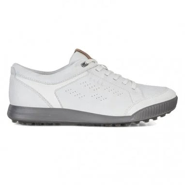 White 'Golf Street Retro' golf shoe - Men / 2020