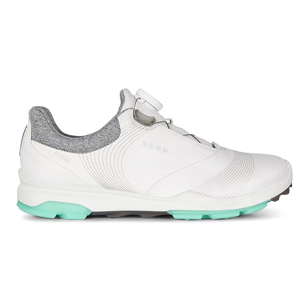 White/Emerald Golf GORE-TEX® Biom 3 BOA® - Woman's / 2020
