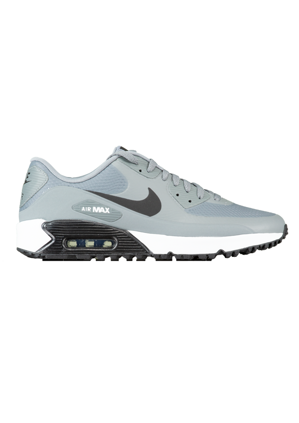 Grey 'Air Max 90 G' Golf Shoe - MEN / 2021
