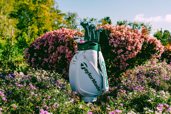 White/Green 'Masters' Tour Bag -  LIMITED EDITION / 2019