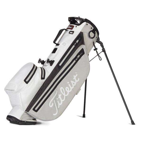 Grey 'PLAYERS 4' Stand Golf Bag