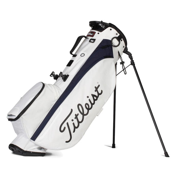 White 'PLAYERS 4' Stand Golf Bag