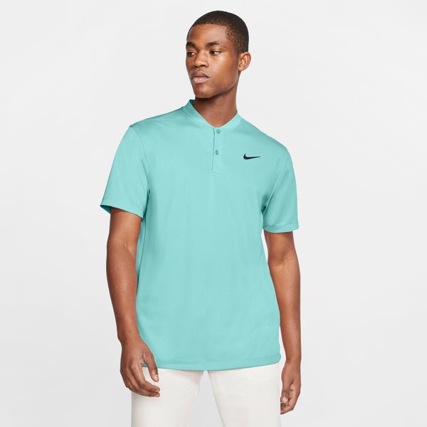 TROPICAL TWIST/OBSIDIAN 'Dri-FIT' Victory Golf Polo - MEN