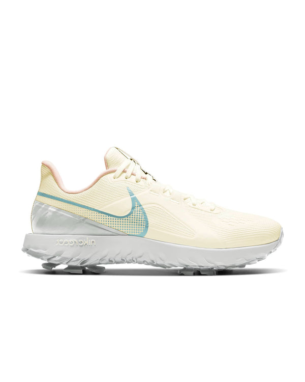 White 'Nike React Infinity Pro' Golf Shoe - MEN