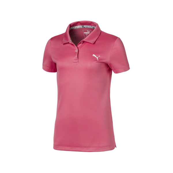 Rose 'Essential' Golf Polo - Junior / SS20