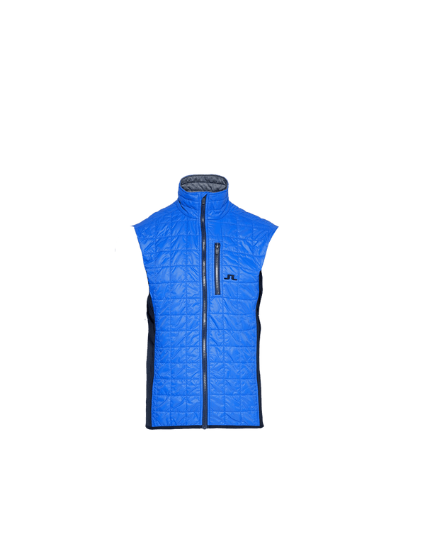 Daz Blue M Atna Hybrid Vest Pertex Outerwear Performance - Men's / AW18