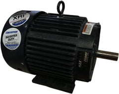 "Moteur 5hp 460volt 3phase marine duty marathon ""DEMO"""