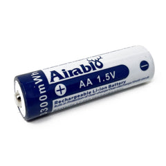 Batteries LI-ION AA 1.5VOLT 3300MWH