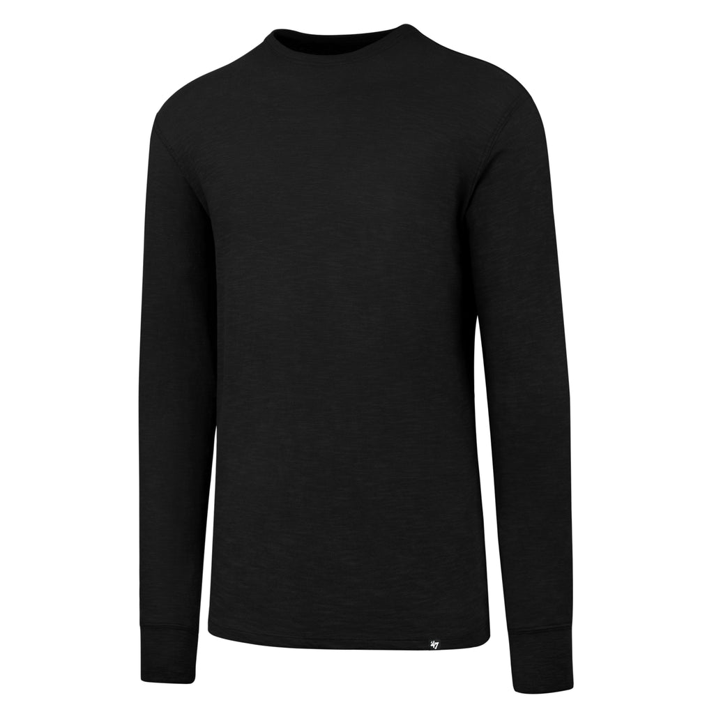 Classic JET BLACK '47 SCRUM LONG SLEEVE TEE
