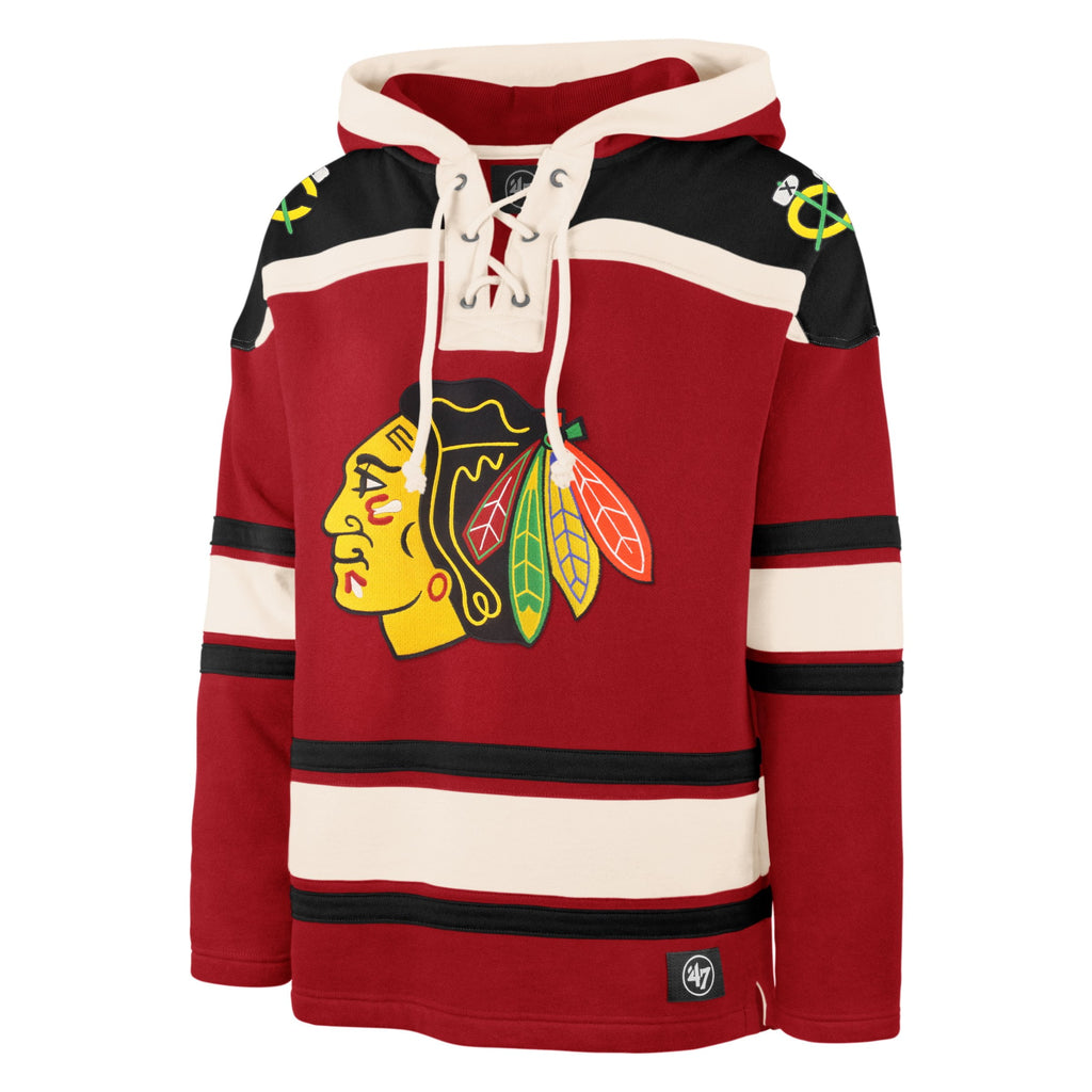 CHICAGO BLACKHAWKS '47 LACER HOOD