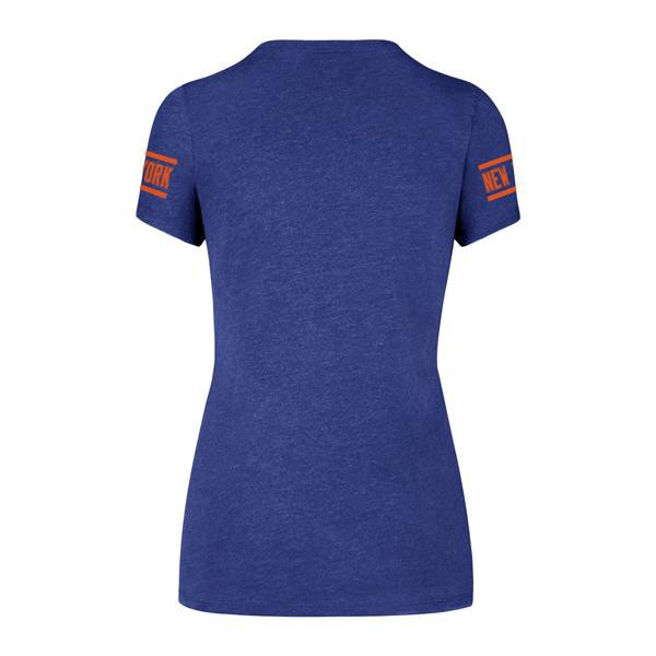 NEW YORK KNICKS ULTRA '47 CLUB SCOOP TEE