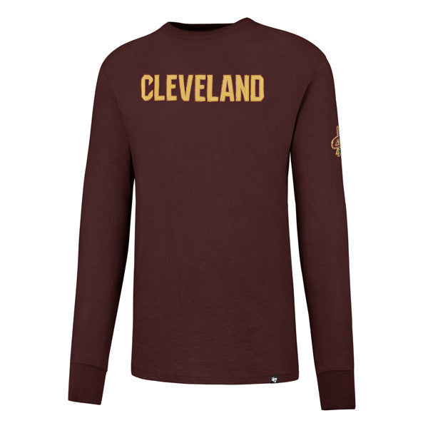 CLEVELAND CAVALIERS '47 FIELDHOUSE LONG SLEEVE TEE