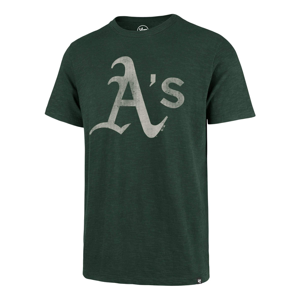 OAKLAND ATHLETICS GRIT '47 SCRUM TEE